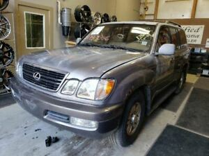 Rear Axle With Differential Lock Type Fits 98 02 Land Cruiser 896300