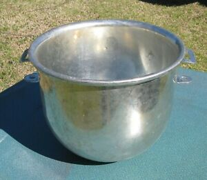 Hobart Floor Mixer Stainless Steel Mixing Bowl A 120 12