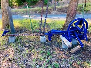Ford 501 7 Cut Sickle Bar Mower That Is Fully Functional