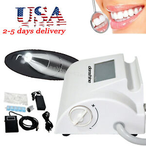 Us Dental Ultrasonic Piezo Scaler Led Handpiece Teeth Cleaning Endo Autowater