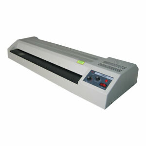 18 Big Hot Cold Wide Multifunction Format Pouch Film Laminator