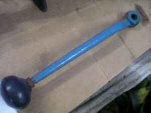Vintage Fordson Major Diesel Tractor hi Lo Shift Lever 1954