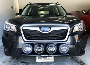 Fits 2019 2020 Subaru Forester All Ssd Performance Rally Light Bar Bull Nudge