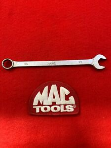 Mac Tools Cl20l 5 8 Combination Open Box End Wrench 12 Point Tool l6