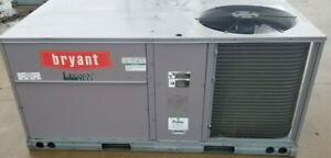 Bryant 4 Ton 460v 3ph Commercial Grade Gas Package Unit