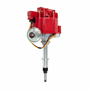 Hei Distributor Chevy L6 194 62 Cars 235 63 Cars 230 292 Red