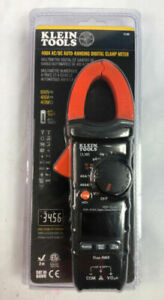 Klein Tools Cl380 Auto Ranging 400a Ac dc Digital Clamp Meter New