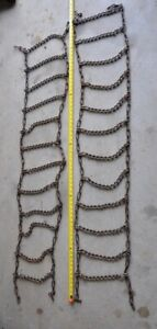 Snow Mud Tire Chains For Trucks Suv Winter Driving Chains 70 x14