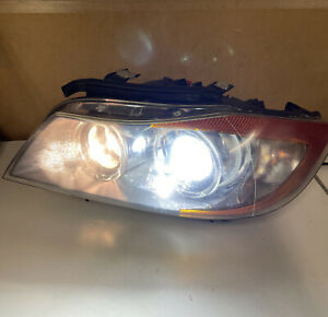 2006 2007 2008 Bmw 3 Series 325i 328i 330i 335i E90 Oem Lh Headlight Xenon Left