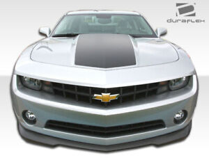 Duraflex Gm x Front Lip Under Spoiler Air Dam Fits 2010 2013 Camaro V6 106813