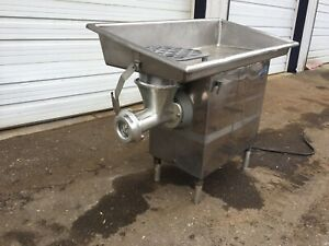 Biro 7 5hp Meat Grinder With 32 Head