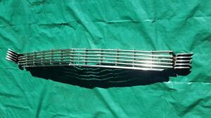 Oem 1964 Cadillac Lower Grille Half