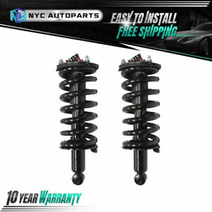 2 Front Strut W Spring Assembly For 04 2011 2012 2013 2014 Nissan Armada Titan