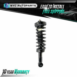 Front Strut W coil Spring Assembly For 2009 2010 2013 Ford F 150 4x4 Exc Raptor
