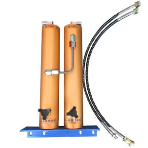 30mpa Oil Water Separator Double Filter 4500psi 300bar Pcp Air Compressor Diving