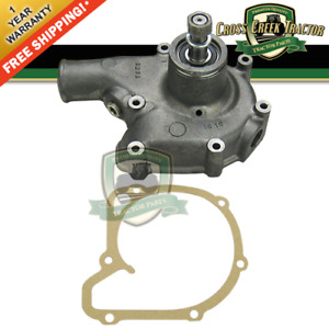 3641861m91 New Water Pump For Massey Ferguson 699 399 510 Combine