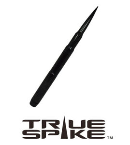 True Spike Billet 12 Fat Bullet Spiked Antenna Black For 07 18 Jeep Wrangler Jk