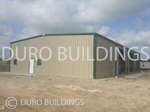 Durobeam Steel 50x108x12 Metal Building Kit Clear Span Workshop Structure Direct