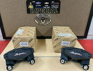 1993 1998 Toyota Mk4 Supra 3 0l Turbo New Oem Oe Genuine Rear Brake Calipers