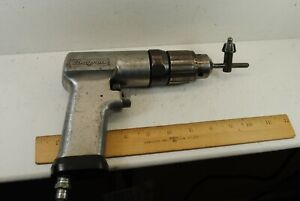 Snap On No pdr3 3 8 Pneumatic Reversible Drill