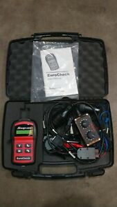 Mtsc25 Snap On Eurocheck Reset Service Light Dtc Airbag Diagnostic Tool Kit
