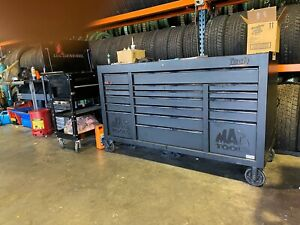 Mac Tool Box With Tools