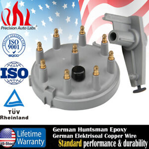Accel Heavy Duty Distributor Cap Rotor Kit For F 150 Econoline 5 0 5 8 6 6l Alky
