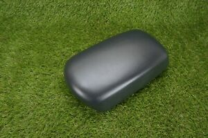 06 12 Toyota Rav4 Center Console Lid Arm Rest Top Black With Hinge