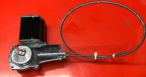 Mg Midget Sprite Lucas Wiper Motor 75452a Reconditioned Mg 54071147 Dr3a 75452
