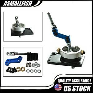 For 83 04 Ford Mustang Thunderbird T5 T45 Blue Racing Short Throw Quick Shifter