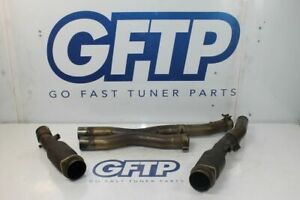 04 07 Cadillac Cts v Cts V Kooks Catted X pipe Exhaust System Aftermarket 05 06