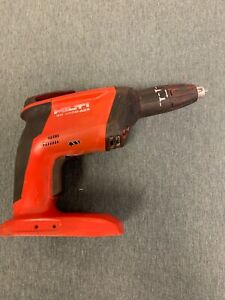 Hilti Sd 4500 a22 Drywall Screwdriver Bare Tools Only