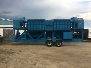 Dust Collector Portable System bag House