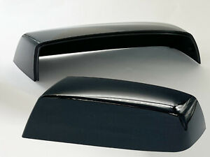 For Gm Silverado Sierra 14 19 Gloss Black Mirror Cover Set R l 22919758 22919757