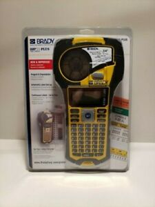 New Brady Bmp 21 Plus Label Printer
