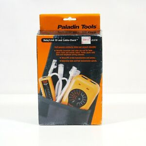 Nib Paladin Tools Data Link Id Cable Check Model 1576