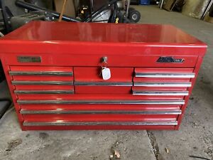 Mac Tools Tool Box Toolbox Jonny Rutherford Indy 500