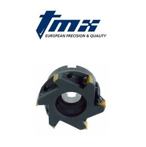 Toolmex Face Mill 3 Cutting Diameter Extended Flute Tpg 4 Tmx Made In Poland