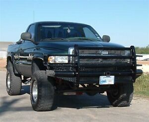Ranch Hand Fbd941blr Legend Series Front Bumper Fits 95 02 Dodge Ram 2500 3500