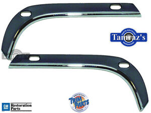 70 71 Monte Carlo Lower Rear Panel Molding Trim Extension Trim Parts Usa Made