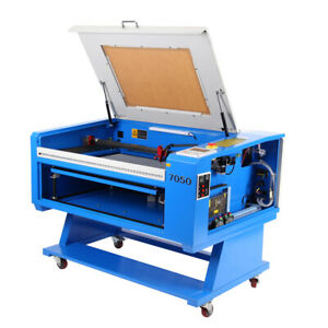 Ridgeyard 28x20 80w Co2 Laser Cnc Engraving Cutter Engraver Machine Win 7 8 10