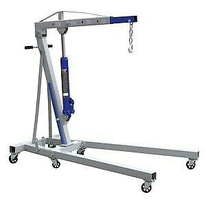 Duralast Automotive 2 Ton Foldable Engine Hoist With Load Leveler