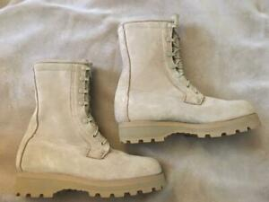 GORE TEX US Combat Military Boots Size 6W Vibram Soles New Without Tag $39.99