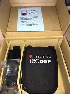 New Trilithic 180dsp 180 dsp 360dsp Docsis 3 0triple Play Cable Meter 8 Mhz