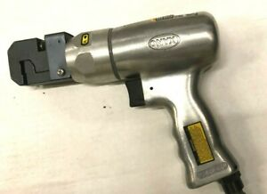 Pneumatic Punch flange Tool Onyx By Astro Pistol Grip W 8mm Punch 608