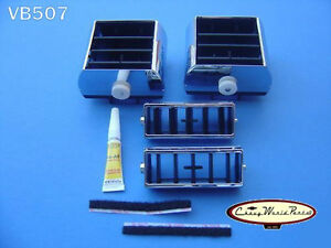 New 71 72 Chevelle El Camino Dash Air A c Vent Rebuild Kit