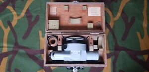 Theodolite Carl Zeiss Ni 2 With Box Surveying Station Keuffel Esser Co German