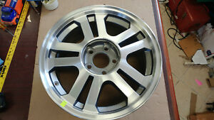 2006 2008 Ford Mustang Wheel 17x8 5x4 1 2 Bolt Pattern Hollander 3649 Machined S
