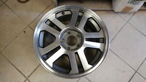 2006 2008 Ford Mustang Wheel 17x8 5x4 1 2 Hollander 3649 Machined Used