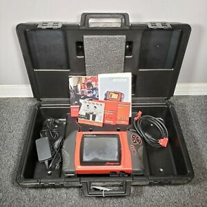 Snap on Modis Eems300 Diagnostic Scanner Domestic Asian Lab Scope Version 11 2